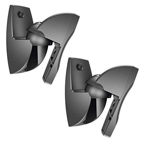Vogel's VLB 500 Nero, Supporti per casse acustiche (2x), Max 5 Kg