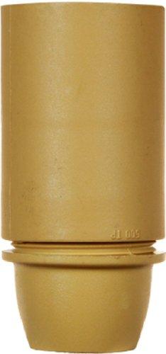 Voltman vom530211accessorio di illuminazione Portalampada liscia plastica E14oro