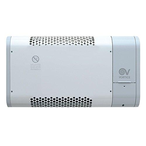Vortice 0000070562 70562 MICROSOL 600-V0, 600 W, Alluminio