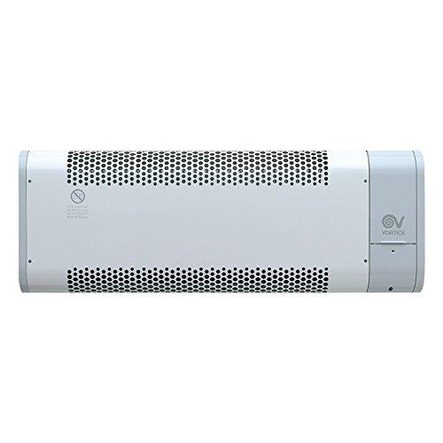 Vortice 70681 Termoventilatori miniaturizzati da Installazione, W, 230 V, con Funzione Timer, 2000 watt
