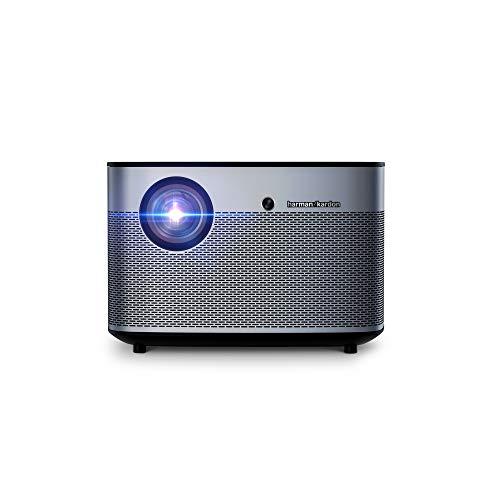 XGIMI H2 Smart Vidéoprojecteur 1080P ,4K Compatible, 1350ANSI LM, Harman/Kardon Haut-parleurs Intégré, système d'exploitation Android,Profitez de Youtube 4K