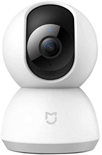 Xiaomi Mi Home MJSXJ02CM Telecamera di sicurezza 360° 1080p, connettività Wi-Fi, Interno, Bianco