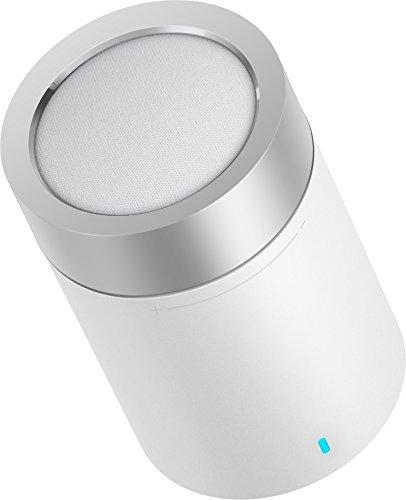 Xiaomi Mi Pocket Speaker 2 FXR4062GL, Altoparlante Bluetooth 4.1, Potenza 5 W, Bianco/Grigio