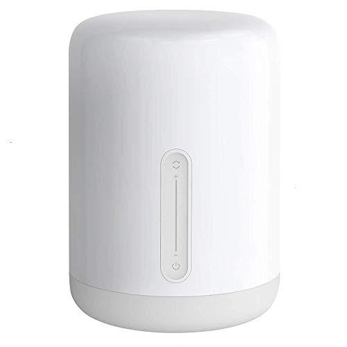 Xiaomi MUE4093GL Lampada da Comodino 2 Smart, Bianca