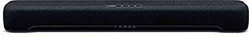 Yamaha C20A Soundbar - Cassa Altoparlante TV Compatta con Suono Surround e Subwoofer Integrato per Bassi Profondi - Connettività Bluetooth per lo Streaming di Musica senza Fili, Nero