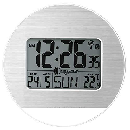 Zeit-Bar Orologio digitale da parete radiocomandato