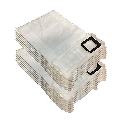12 Sacchi/Sacchetti (Microfibra) per aspirapolvere Vorwerk Folletto Kobold VK 135, 136, VK135, VK136