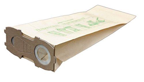 20sacchetti per aspirapolvere, adatti per Vorwerk Kobold, 118,119,120,121,122, con flangia super resistente (quasi 4 mm)