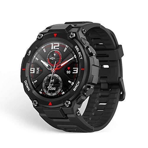 Amazfit T-Rex Smartwatch Braccialetto Orologio Sportivo Sonno Monitor Notifica Chiamata e Messaggio 14 modalità Sport per Andriod iOS