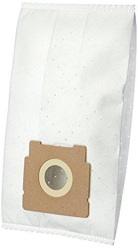 Amazon Basics Sacchetti per aspirapolvere, tipo: R41, con controllo degli odori, per Rowenta, confezione da 4