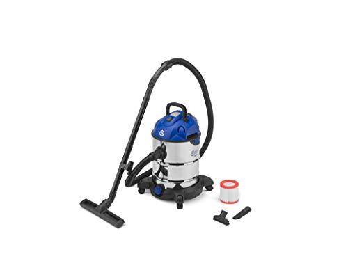Annovi Reverberi Blue Clean 3670 Aspiratore Solidi e Liquidi, 1600 W, 30 litri, Fusto in acciaio