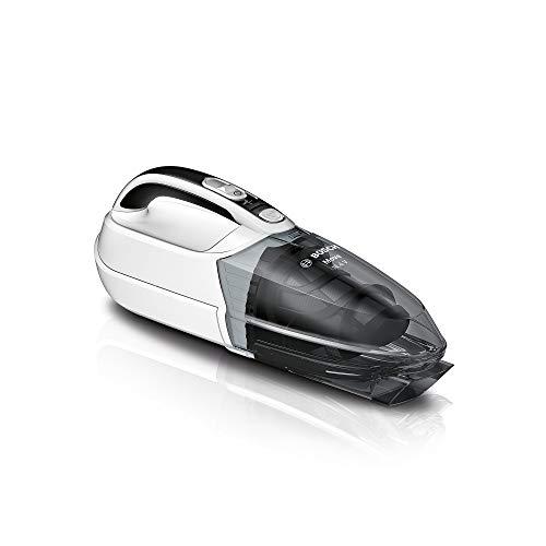 Bosch Move, Aspirapolvere a Mano senza Fili, Aspirabriciole con Batteria Ricaricabile NiMH 14.4V, Bianco