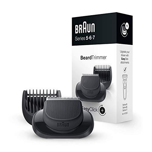 Braun EasyClick Accessorio Regolabarba per Rasoio Elettrico Series 5, 6 e 7