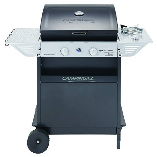 Campingaz Xpert 200 LS Rocky Barbecue a Gas, Grigio Scuro, 108 x 50 x 99 cm