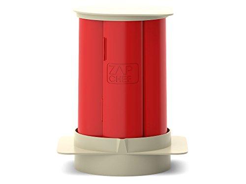 Contenitori per microonde per cucinare bacon Bacon Rack | Contenitori per alimenti microonde BPA free | Accessori cucina | Idee regalo originali