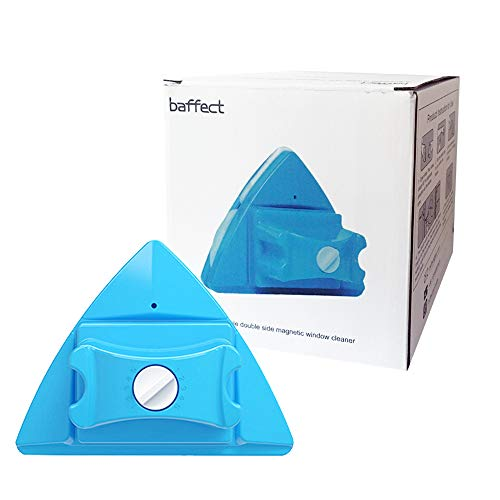 Doppio lato lavavetri magnetico,regolabile a doppia finestra di vetro Tergicristallo Spazzola di lavaggio attrezzature Spazzola di pulizia Strumenti tergicristallo per vetrate vetrate Spessore 4-30mm