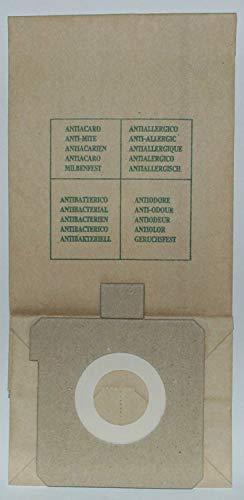 Elettrocasa EX 12, 10 x Sacchetti per la polvere