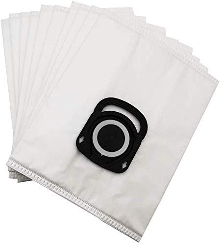 EURODO Confezione sacchetti di ricambio compatibili con aspirapolvere Rowenta Silence Force, Compact Power e X-Trem Power (rispetto a Rowenta ZR200520, ZR200720) (10pcs)