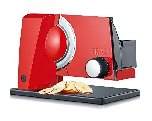 Graef S11003 - Fresa in metallo, colore: Rosso