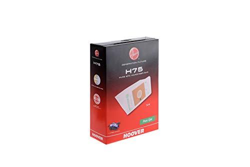 Hoover H75 Sacchetto in Microfibra per Aspirapolvere, 5 Litri