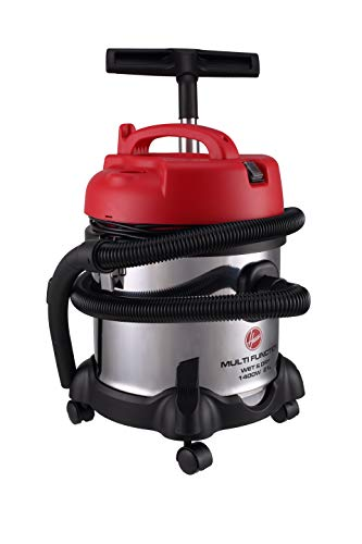 Hoover TWDH Aspirapolvere Bidone con Sacco 1400 watt, Bianco/Rosso