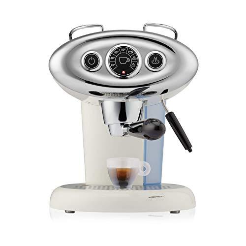 illy Macchina da Caffè a Capsule Iperespresso X7.1, Bianco
