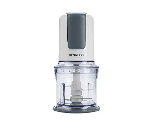 Kenwood CH580 Tritatutto Universale Elettrico, Sistema Mixer a 4 lame e Accessorio Maionese, 500 W, 500 ml, Plastica, Bianco