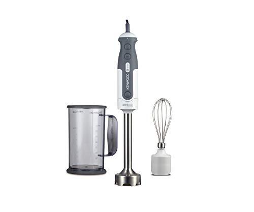 Kenwood HDP302WH Frullatore ad Immersione Triblade, Mixer, 800 W, 0.75 Litri, Plastica, Bianco