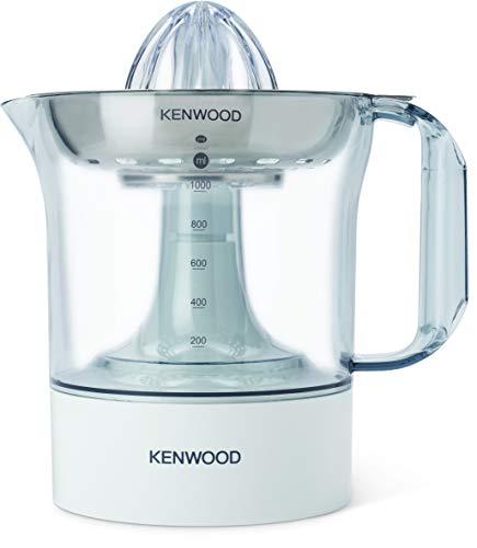 Kenwood JE290 Spremiagrumi, 40 W, 1 Liter, plastica, Bianco