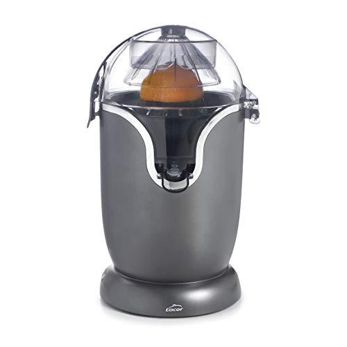 Lacor 69520 - Spremiagrumi elettrico in acciaio inox completamente automatico, senza BPA, 400 ml