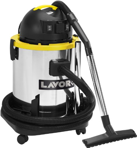 LAVORWASH GB 50 XE Aspiratore Solidi e Liquidi Capacità 50 Litri Potenza 1600 Watt