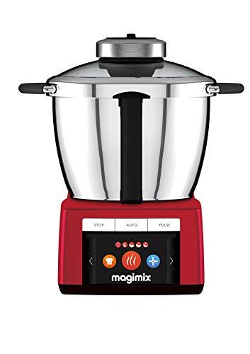 Magimix - Cook Expert 18904 - Robot da cucina multifunzione, colore: Rosso