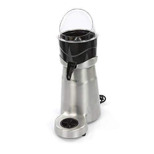 Maxima 09300028 - Spremiagrumi elettrico 32LH XL, acciaio INOX 18/8