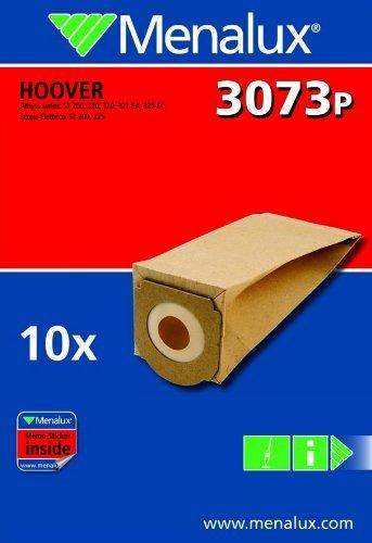 Menalux 900196971 3073P Sacchetti per Scope Hoover Athiss