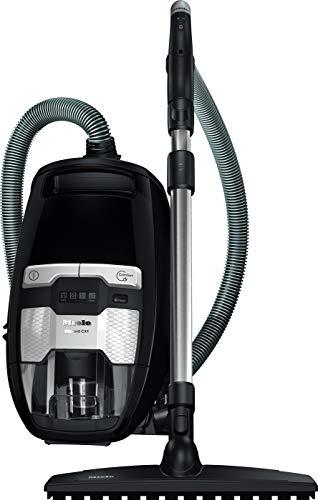 Miele Blizzard Cx1 Comfort EcoLine Aspirapolvere, 550 watt, 2 litri, 73 decibel, Nero ossidiana