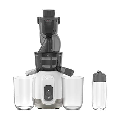 """""""Moulinex ZU6001 Ultra Juice Meca, 200W, Estrattore, Apertura di 85 mm, Pulizia con Funzione Automatica Easy Clean, Tecnologia Spremitura a Freddo"""
