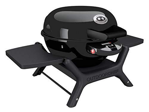 Outdoorchef P-420 E Barbecue Elettrico Minichef, Nero