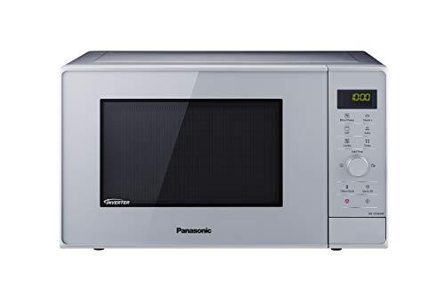 Panasonic NN-GD36HMSUG Forno a Microonde Combinato con Grill e Cottura a Vapore Argento