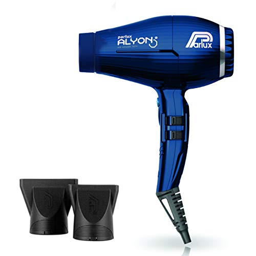 Parlux Alyon Air ionizer tech Eco friendly Blu notte - asciugacapelli