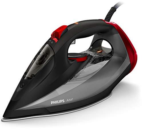 Philips Azur GC4567/80 ferro da stiro Ferro a vapore SteamGlide Nero 2600 W