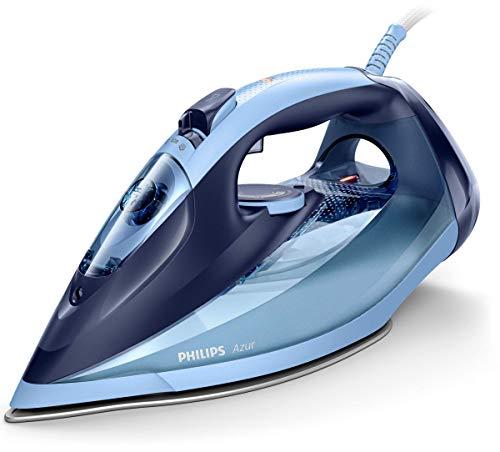 Philips GC4564/20 Ferro Azur, Colpo Vapore 240g, Serbatoio 300ml, 2600 W, 0.3 Litri, Polycarbonate, Azzurro