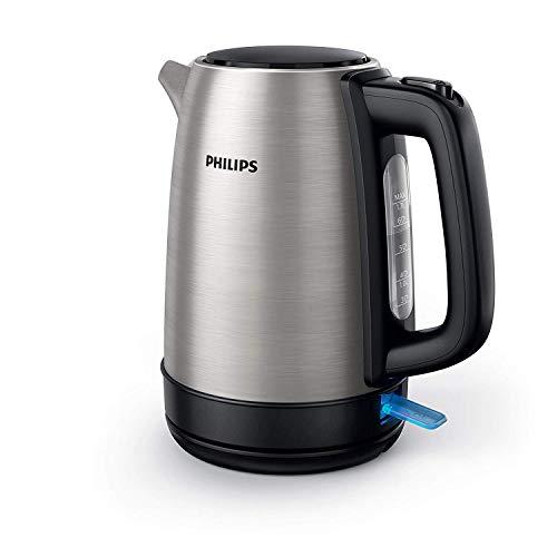 Philips HD9350/90 Bollitore, 5 Cups, Acciaio