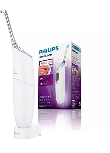 Philips Sonicare HX8331/01 AirFloss Ultra Sistema di Pulizia interdentale, Bianco