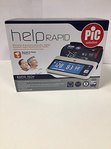 Pic solution 02022527000000 Help Rapid Sfigmomanometro Digitale da Braccio