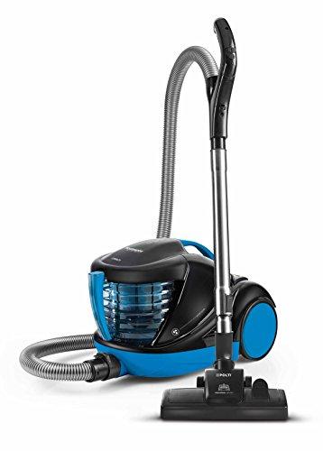 Polti Forzaspira Lecologico Aqua Allergy Turbo Care Aspirapolvere, con Filtro ad Acqua, Senza Sacco, Funzione Turbo, Filtro Hepa H13, 2 Turbo Spazzole