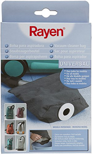 Rayen 6328.50 Sacchetti per Aspirapolvere, Universale