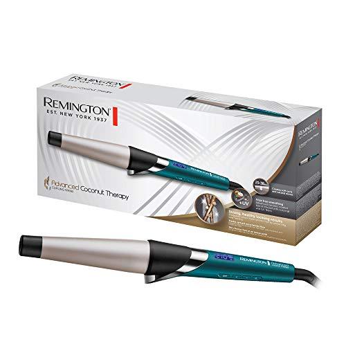 Remington Ferro Conico Advanced Coconut Therapy, Spessore 25-28Mm Percreare Morbide - 520 Gr