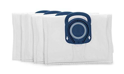 Rowenta ZR2005 Accessorio Aspirapolvere Hygiene + Optimal, Confezione da 4 sacchetti, bianca