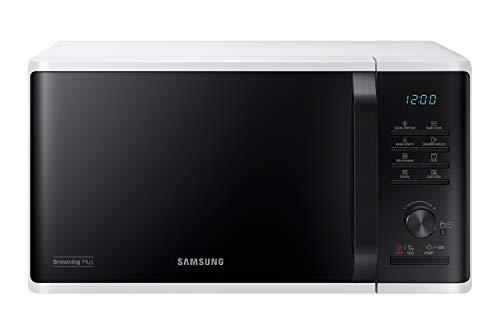 Samsung MG23 K3 515aw / microonde / 48,9 cm/sbrinamento rapido / 27 programmi automatici (manuale in lingua tedesca)