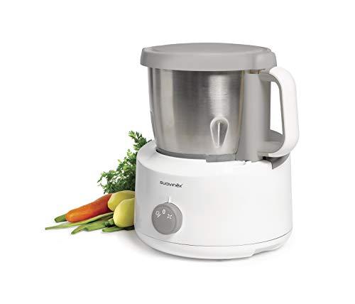 Suavinex QS3400803 Robot da Cucina - 5 funzioni in 1